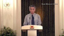 Prime Minister Lee Hsien Loong, in his national address following the passing of his father on Monday morning (Mar 23)