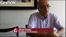 Es casi imposible crecer el 4.2% que proyecta el MEF, asegura Jorge Chávez