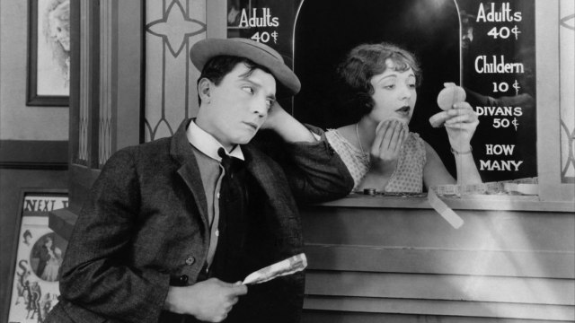 Buster Keaton: The Playhouse (1921)