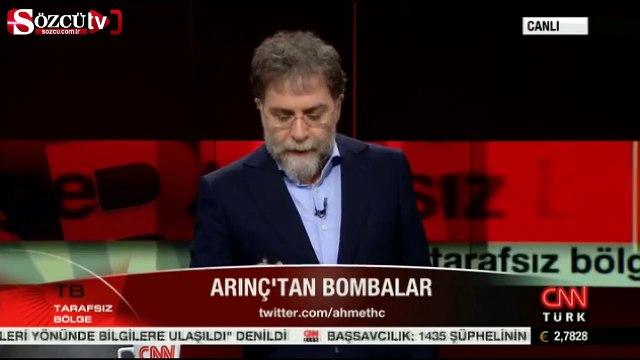 Melih Gökçek, Ahmet Hakan'ı arayıp...