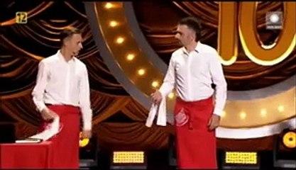 Kabaret Młodych Panów - Amaro w restauracji (dwie wersje!)