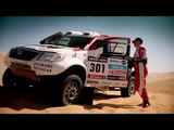 Hilux Dakar from Toyota Hilux