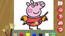 Peppa La Cerdita Dibujos Peppa Pig en español Juegos para niños Gameplay for Kids George Pig 2