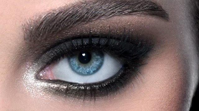 Maquillaje De Ojos Ahumados Sombra Y Colores Naturales Vídeo Dailymotion