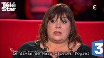 Le divan de Marc-Olivier Fogiel - Michèle Bernier fait part de sa tristesse de ne pas être invitée aux Enfoirés - Mardi 17 mars 2015