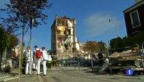Tres fallecidos y seis desaparecidos en la explosión de un edificio en Francia