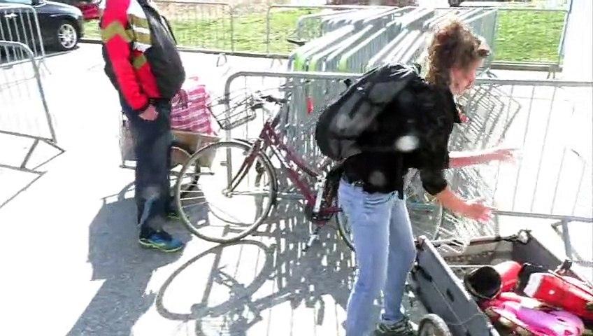 Savoie Récup récupère les invendus du Trocathlon