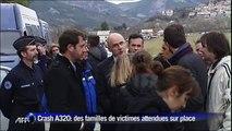 Crash A320: les familles des victimes attendues sur place
