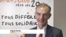 Malakoff Mederic UNIS-CITE - 20 ANS - ITW HUGUES DU JEU