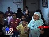 Woman gets stuck between elevator doors, dies - Tv9 Gujarati
