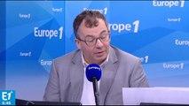 """""""Le gouvernement de Tsipras est sous la pression de l'Europe"""""""