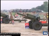 31-Gun Salute in Islamabad_ 21-Gun Salute in provincial capitals on 23 march 2015