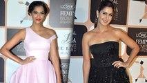 Katrina Kaif, Sonam Kapoor & Others At L'Oreal Paris Femina Women Awards 2015