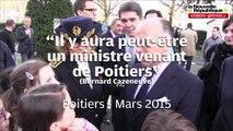"VIDEO. Alain Claeys ministre ? ""C'est possible"", selon Bernard Cazeneuve"
