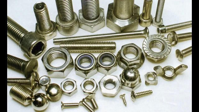 Stainless Steel Fasteners in India - SS Bolt - SS Fasteners