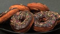 Recette des donuts au chocolat et vermicelles - Gourmand