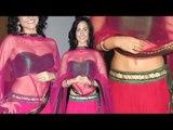 malayalam hot tv anchor Pearle Maaney hot Navel hot look - video
