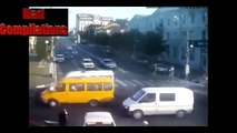 Funny Cars ☞ Russian Drivers And Their Lada Cars Funny Car Crash Compilation