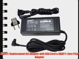 HQRP AC Adapter / Power Supply compatible with Nikon EH-6 / EH-6A fits D2 D2H D2Hs D2X D2Xs