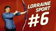 Lorraine Sport #6, Mars 2015 Trophée Andros, Slalom géant Fis dame, Championnat de France de tir à l'arc en salle, Germain CHARDIN et Alérions du Sport !