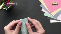 Make a very interesting Bird - Origami in Hindi - YouTube | 120x213