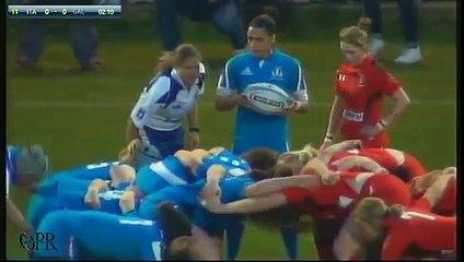 Italia - Galles: Women's Six Nation 2015 - 5^ giornata