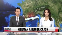 German budget airliner crashes in French Alps; no signs of survivors: French officials