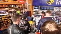 Chaos bij start kaartverkoop FC Groningen - RTV Noord
