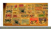TORINO,    GRATTA E VINCI DA COLLEZIONE A PARTIRE DAL 1996 EURO 5