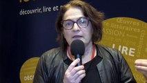 Coup de coeur d'Anne Ghisoli, librairie Gallimard - Salon du livre 2015 avec lecteurs.com