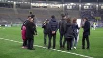 Le TFC récompensé pour le Toulouse Football Cécifoot