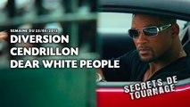 Les secrets de tournage de «Diversion», «Cendrillon» et «Dear White People»