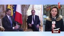 À cause du crash de l'A320, Felipe VI annule sa visite en France
