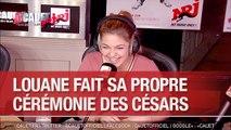Louane fait sa propre cérémonie des Cesars - C'Cauet sur NRJ