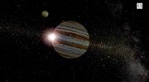Jupiter et ses lunes, le bouclier protecteur de la Terre