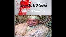 Sourate Al Maidah (5) Omar El Qazabri