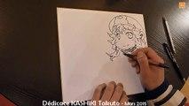 Dédicace Takuto Kashiki, auteur de Minuscule, chez Komikku Editions