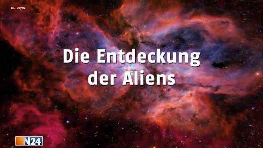 Die Entdeckung der Aliens
