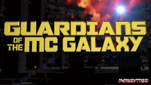 A Minecraft Animation - Guardians Of The MC Galaxy - animations