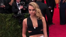 Cara Delevingne Would Rather Die Than Play The Stupid Blonde Role