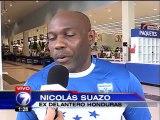 Nicolás Suazo recordó inicios de Wanchope y mandó saludo a los heredianos