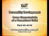 Personality Developement Part-07