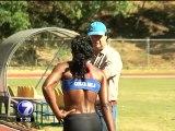 Sharolyn Scott entre su pasión por el deporte y su responsabilidad como madre
