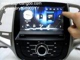 Ouchuangbo ChangAn Eado autoradio gps kit Black screen support MP3 BT