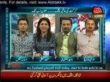 Junoon Abb Tak - 25th March 2015 Cricket Updates 25th Mar 2015