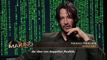 THE MATRIX RELOADED - THE MAKING OF (2003) - The Matrix - Keanu Reeves, Laurence Fishburne, Carrie-Anne Moss - Entertainment Movies Film