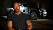 Bande-annonce : Fast and Furious 6 - Interview Dwayne Johnson VO