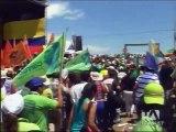 Correa cumplió actividades en la provincia de Guayas