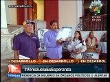 Maduro: gracias Pepe (Mujica), por tu solidaridad y apoyo