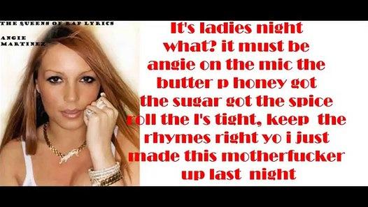 Lil Kim - Ladies Night LYRICS (ft. Left Eye, Da Brat